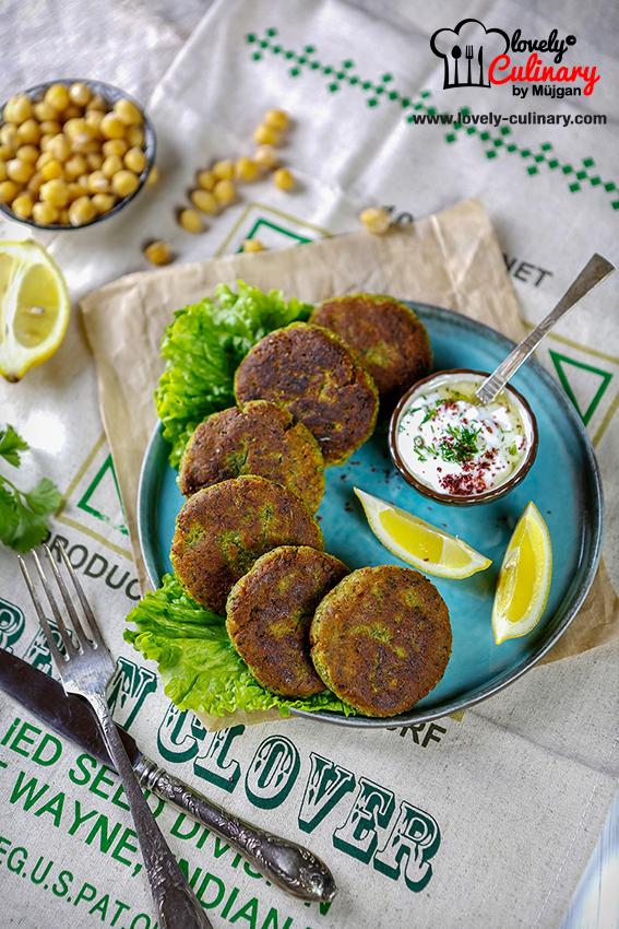 falafel resepti
